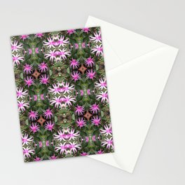 Cactus Blooms Chintz Stationery Cards
