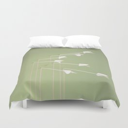 Modest Mouse - Good News for People Who Love Bad News Duvet Cover