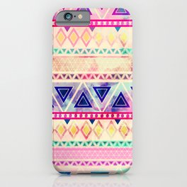 Aztec Sunset iPhone Case