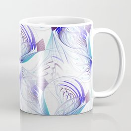 seamless flamepattern -1- Coffee Mug