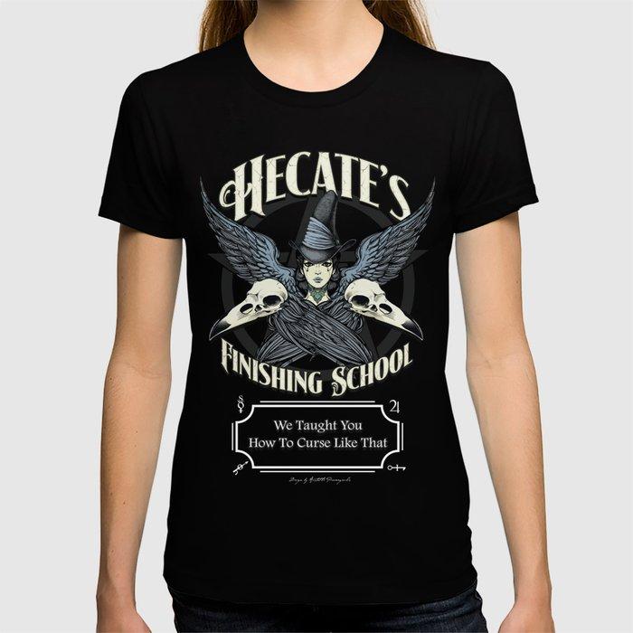 Hecate's Finishing School T-shirt