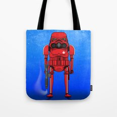 Marijuana trooper Tote Bag