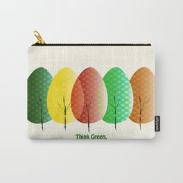 Love Nature. Love Trees Carry-All Pouch