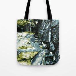 Anamorphic Stairs - Japan Tote Bag