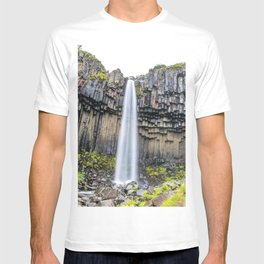 Smooth Svartifoss T-shirt