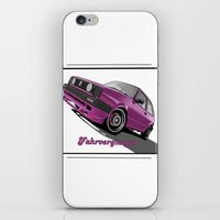 vw iPhone & iPod Skins featuring VW  by Valerie Agrusa Photography