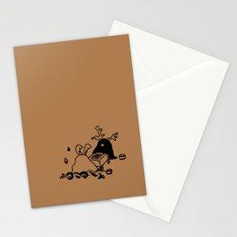 Go game - Loquat tea Stationery Cards