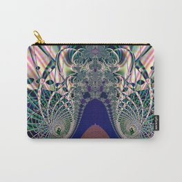 Fractal Abstract 94 Carry-All Pouch