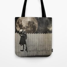 untitled Collection -- Backyard Tote Bag