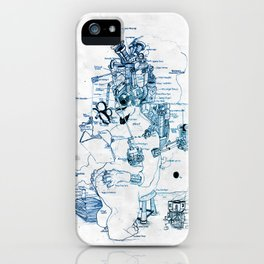 Zihni iPhone Case