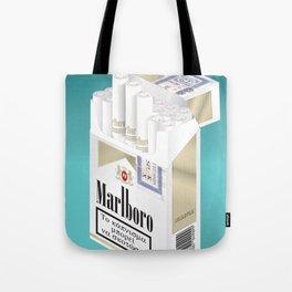 Smokes Tote Bag