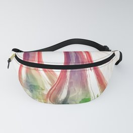Two color bottles Fanny Pack