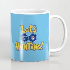 Let's Go Hunting! Mug