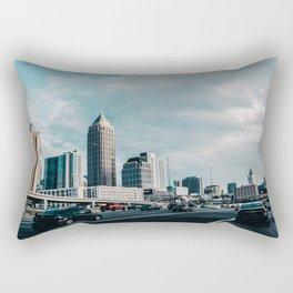 Atlanta Georgia Rectangular Pillow