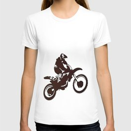 Motor X Silhouette T-shirt
