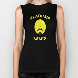 Vladimir Lemin Biker Tank