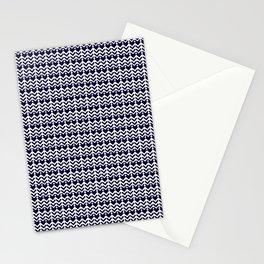 Chevron Lenny Stationery Cards