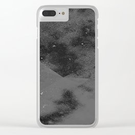 PREY FOR ME Clear iPhone Case