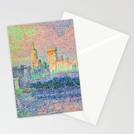 The Papal Palace, Avignon Stationery Cards
