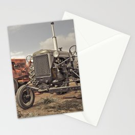 Tractor Show Stationery Cards