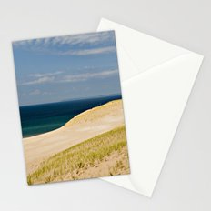 Sand Dune Hillside Stationery Cards