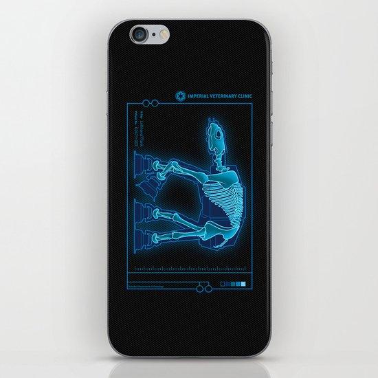 At-At Anatomy iPhone & iPod Skin