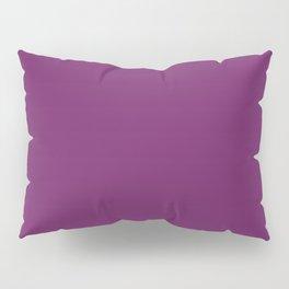 Introspective purple magic Pillow Sham
