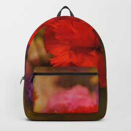 Carnation Romance Backpack