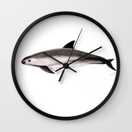 Vaquita Wall Clock