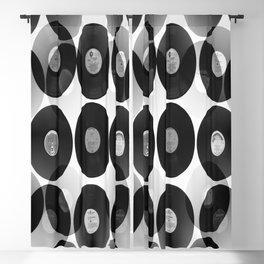 Something Nostalgic II - Black And White #decor #society6 #buyart Blackout Curtain