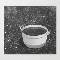 UNIVERSE SOUP Canvas Print