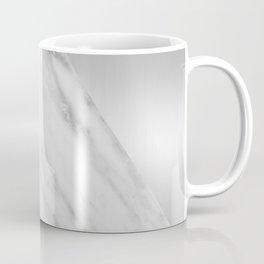 Pink Grey and Marble Collage Coffee Mug