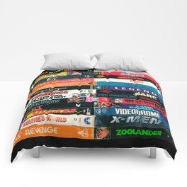 VHS - V.G. (A-Z) Comforters