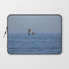 At the sea Laptop Sleeve