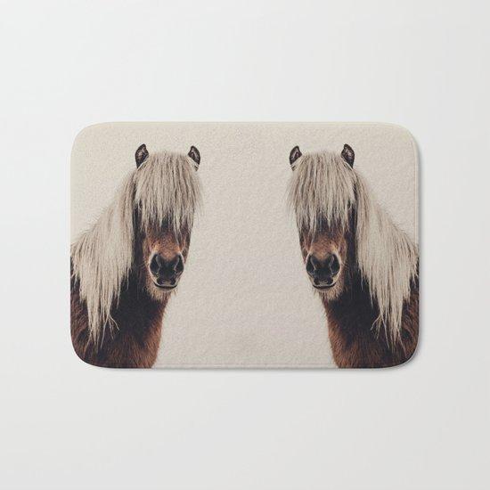 Hi, I'm a Scottish Horse Bath Mat