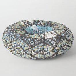 Mandala 3 Floor Pillow