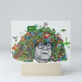 DERIVATIVE! Mini Art Print