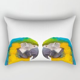 Hyacinth Macaw Rectangular Pillow