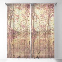 River Bank Sheer Curtain