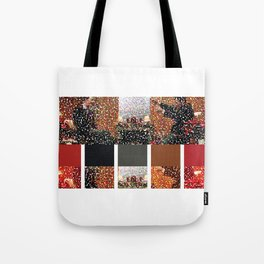 It's Colorful Outside Tote Bag