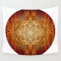 infinite Wall Tapestries featuring Infinite by Jetter Green