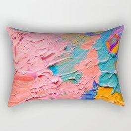 Neon Calypso Rectangular Pillow