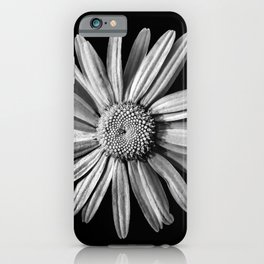 Dinged - BW iPhone Case