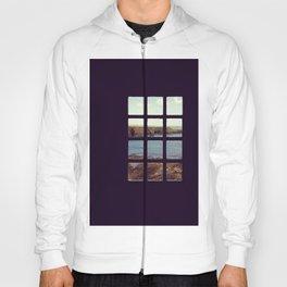 Minimalist Scotland | Freedom framed in a window | Dunnotar Castle, Stonehaven Hoody