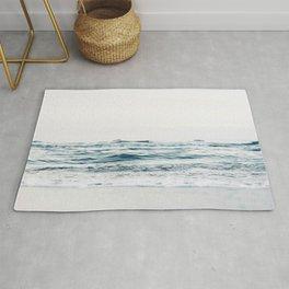Ocean, waves Rug
