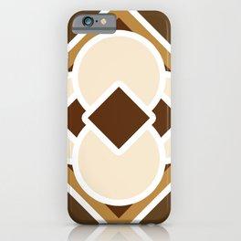Smore and Dark Hot Chocolate iPhone Case