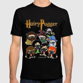 Hairy Pugger T-shirt