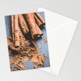 Cinnamon art #food #stilllife Stationery Cards