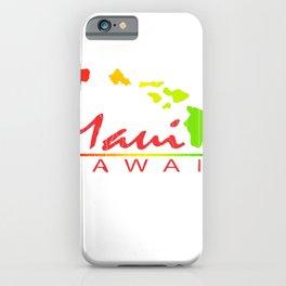 hawai iPhone Case