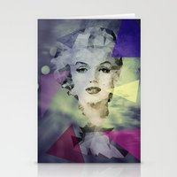 marilyn Stationery Cards featuring Marilyn by Esco